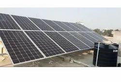 Solar Power Plant Installation Services