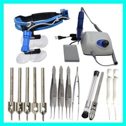 Hair Transplant Kit Fue Machine Set, in Pan India