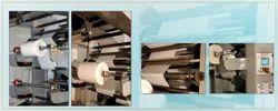 Printed High Speed Good Quality Flexo Plastic Bag Printing Machine, Pack Size (bags/pack): 1000mm