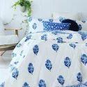 Hand Block Printed Bed Sheet Set