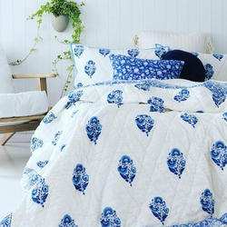 Hand Block Printed Bed Sheet Set