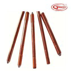 Copper Cladded Earthing Rod