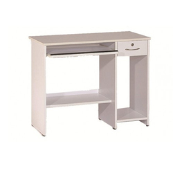 White Wooden Computer Tables