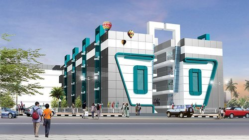 Commercial Building Design And Hospital Interior Designs