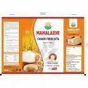Mahalaxmi 10 Kg Chakki Fresh Atta, Speciality: High In Protein, 3 Months