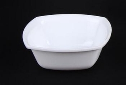 White Curry Bowl