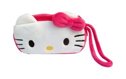 Hello Kitty Soft Fabric Pouch