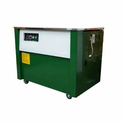 National Iron Strapping Machine, Packaging Type: Heat Seal, Automation Grade: Semi-automatic