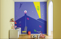 Asian Paints Mighty Heroes Glow Themes