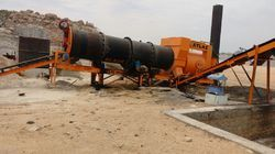 Asphalt Drum Dryer