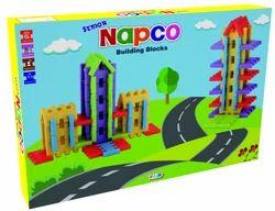 Fair Sr. Napco Construction Set Building Blocks Educational Toy
