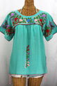 Women embroidery top