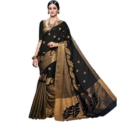 Women's Wear Designer Embroidery Saree