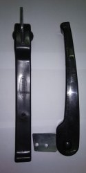 Dolphin Handle or Arm Rest Handle