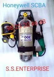 Carbon Honeywell make Scba set, For Fire Fighting & Confined Space, Volume Of Cylinder: 6.8