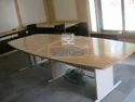 Smart Desk Wooden Conference Table