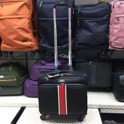 Black Suitcase Bag