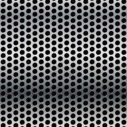 316 Grade Stainless Steel Perforated Sheet