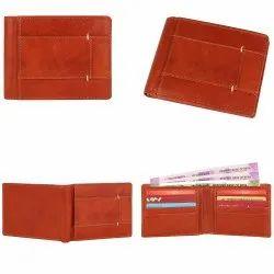 Leather Gents Bi-fold Wallets