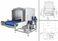 Sanitizer Conveyor Tunnel System