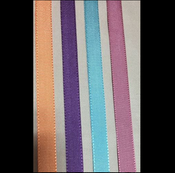 Colored Gross Grain Tape