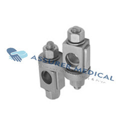 Twin Adjust Able Curved Clamp