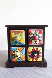 Hand Painting Jewelry Box