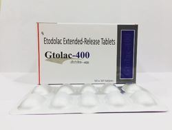 Etodolac 400 mg Tablets