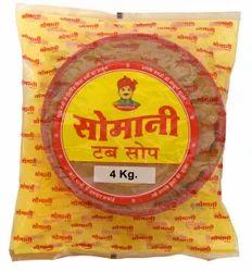 Somani Tub Soap 4 Kg, Packaging Size: Tab, Shape: round