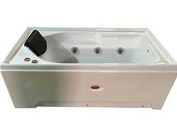 Itzal Ceramic Hindware Bathtub
