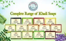 Khadi Handmade Soaps 125gm