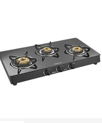 Stainless Steel Sunflame Gas Stove, Size: Standard