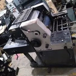 Toko 4750 Mini Offset Printing Machine