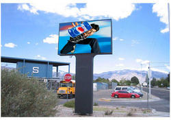 Outdoor LED Display Wall