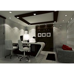 Plain Pvc Small Office Interior Design Radius Printofast Pvt Ltd Id 9851001862