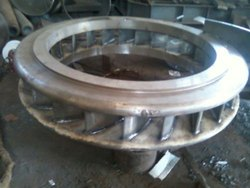 Hydro turbine casting