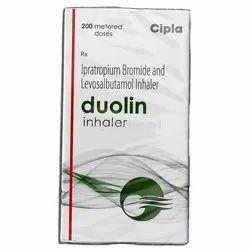 Ipratropium Bromide And Levosalbutamol Inhaler
