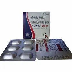 Genocef 200 CV Tablets