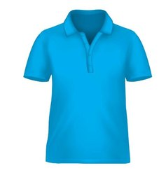 Polo T Shirt - Sky Blue - Pack of 5 Pieces