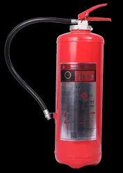Qfire Mild Steel 5kg Clean Agent Modular Fire Extinguisher