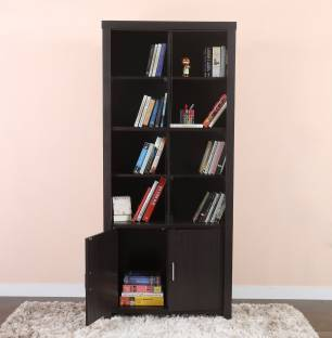 Sant Handicrafts Inc Wall Nut Wooden Closed Book Rack Size 60 20