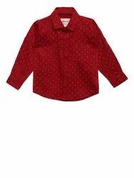Regular Wear AJ Dezines Kids Casual Shirt For Boys