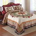 Quilted Bed Cover