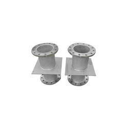 Aluminium Puddle Flanges