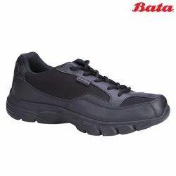 Bata Naughty Boy Black Lace Up School