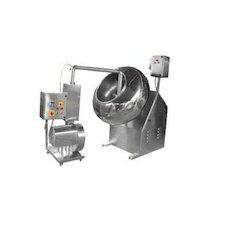Cashew Kernel Coating Pan