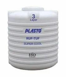 Round Plastic Water Tank