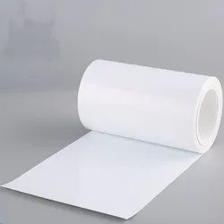 White Polyester Silicone Release Linear