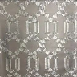 Grey Decorative PVC Wall Covering, For Decoration