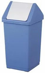 Dustbin With Flap Lid